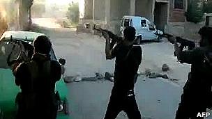 مسلحو المعارضة