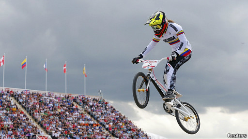"BBC: ""Colombia potencia olímpica latinoamericana"""