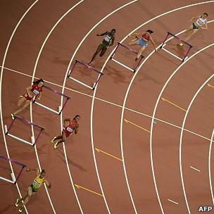 mujeres atletas en Londres 2012