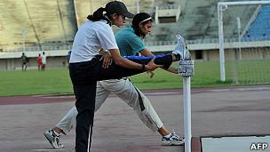 entrenamiento para atletas