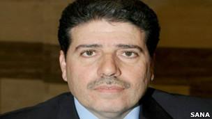 Tân thủ tướng Syria, ông Wael al-Halqi