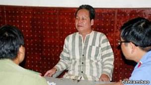Ông Đinh Đăng Định