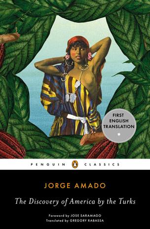Capa do livro de Jorge Amado, recentemente traduzido para o inglês.