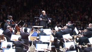 Orquestra Sinfônica de São Paulo, conduzida por Marin Alsop (BBC)