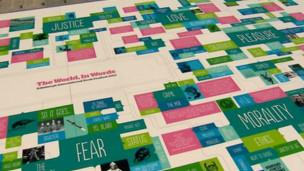ملصق مهرجان ادنبره للكتاب