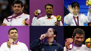 भारतीय पदक विजेता