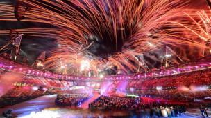 Церемония закрытия Игр-2012