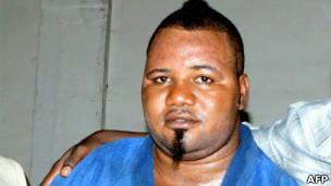 刚果柔道运动员