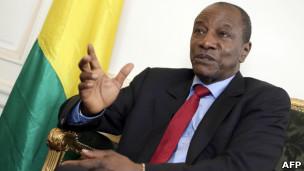 Le président Condé a déclaré que son pays a besoin d'apaisement.