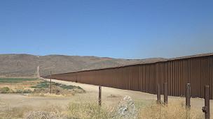 Valla fronteriza