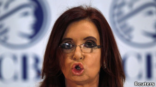 Cristina Kirchner (Foto: Reuters)