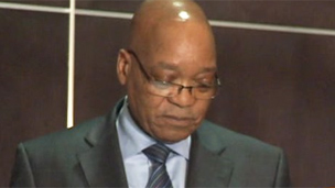 Rais jacob Zuma