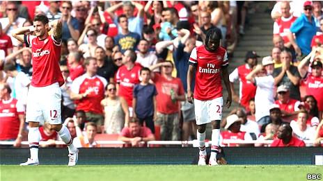 Arsenal hòa Sunderland 0-0
