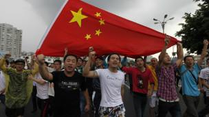 Biểu tình chống Nhật ở Thâm Quyến