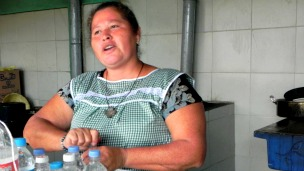 Norma Romero, Las Patronas