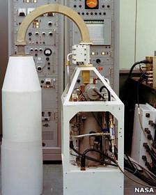 Sistema comunicación NASA