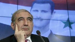 Phó Thủ tướng Syria Qadri Jamil