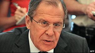 Lavrov/AFP