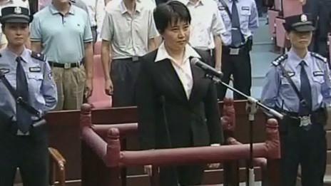 Bà Cốc Khai Lai tại tòa