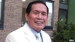 Trưởng đoàn Paralympics VN Vũ Thế Phiệt