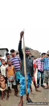 Непальский крестьянин