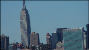 Empire State Building mjini New York