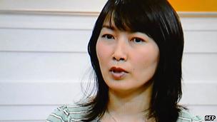 在敘利亞採訪時遭遇槍戰死亡的日本女記者山本美香(07/2012,資料照片)