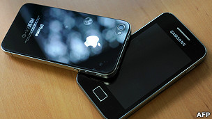 Sansung vs Apple