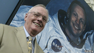 Neil Armstrong / Getty