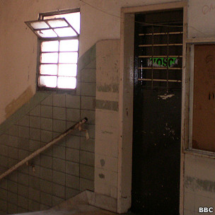 Pasillo del Hospital Borda