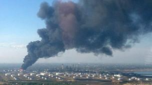 venezuela, amuay, refinery
