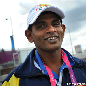 UDP Pradeep Sanjaya