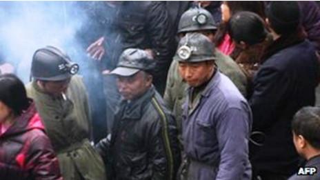 AFP china mine explosion