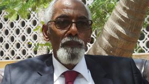Sabon kakakin Majalisar Dokokin Somalia, Mohamed Osman Jawaar