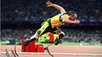 Oscar Pistorius, atleta