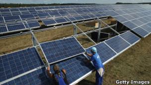 خلايا توليد الطاقة الشمسة