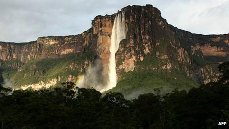 Salto Ángel, Venezuela