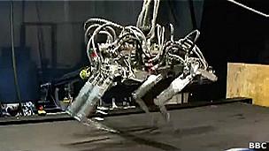 El robot más veloz del mundo