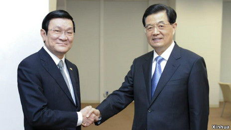 Chủ tịch Việt-Trung