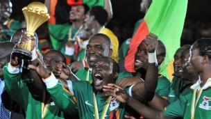 Timu ya Zambia
