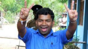 தமிழ் மக்கள் விடுதலை புலிகள் சார்பில் போட்டியிட்டவர்களில் முன்னாள் முதலமைச்சர் சந்திரகாந்தன் மட்டுமே வெற்றிபெற்றுள்ளார்