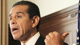 Antonio Villaraigosa, alcalde de Los Angeles