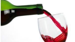 Vino tinto sin alcohol contra la hipertensión