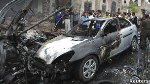 Atentado en Saná, Yemen
