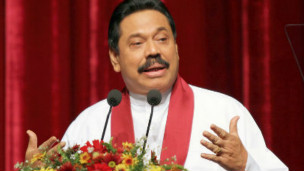 President Rajapaksa at CPA sumit in Colombo