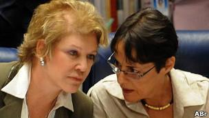 Marta Suplicy e Anna de Holanda