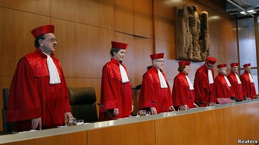 Corte Constitucional Federal de Alemania