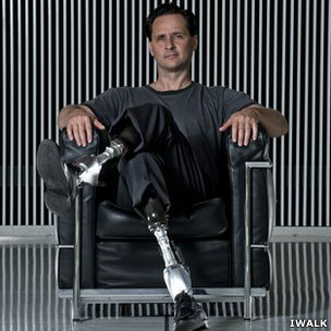 Hugh Herr, professor do MIT