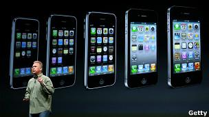 Presentación del iPhone5