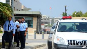 Embajada de EEUU en Túnez